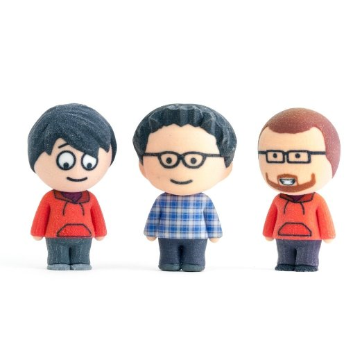 3D Printing Action Figures