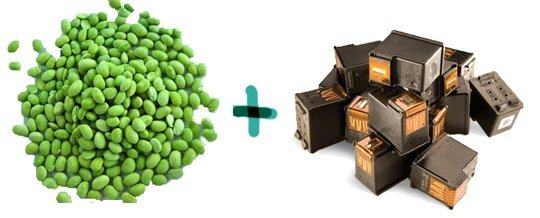 Soybeans to Soy Cartridges