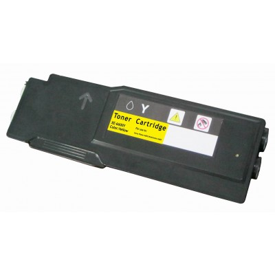 Compatible Xerox 106R02227 yellow laser toner cartridge for Xerox Phaser 6600