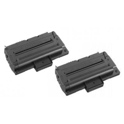 Compatible alternative to Samsung MLT-D109S black laser toner cartridge (2 pieces)