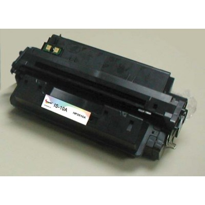 Remanufactured HP Q2610A (HP 10A) black laser toner cartridge