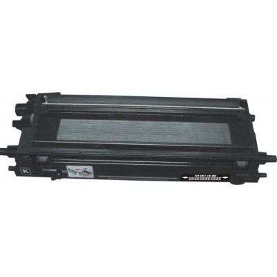 Remanufactured Brother TN115BK high yield black laser toner cartridge