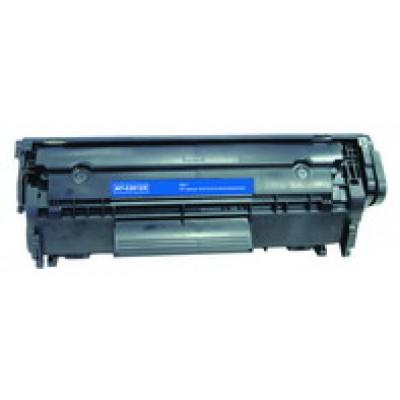Compatible HP Q2612X (HP 12X) high yield black laser toner cartridge