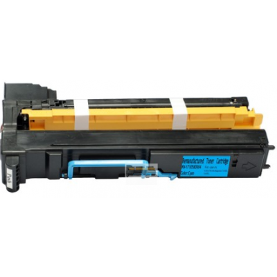 Compatible Konica Minolta 1710580-004 cyan laser toner cartridge