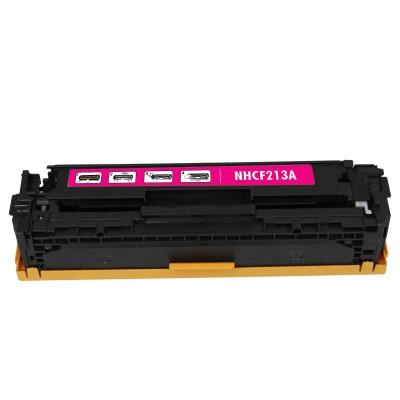 Remanufactured HP CF213A (HP 131A) magenta laser toner cartridge
