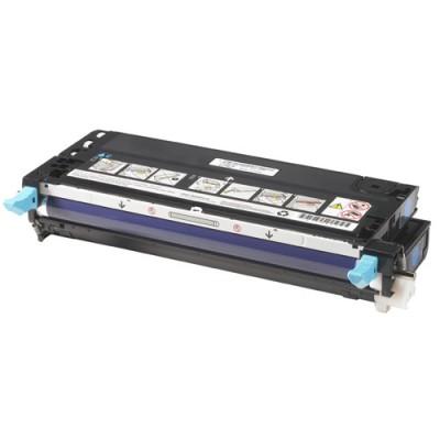 Remanufactured Dell 310-8397 (XG722) high capacity cyan laser toner cartridge