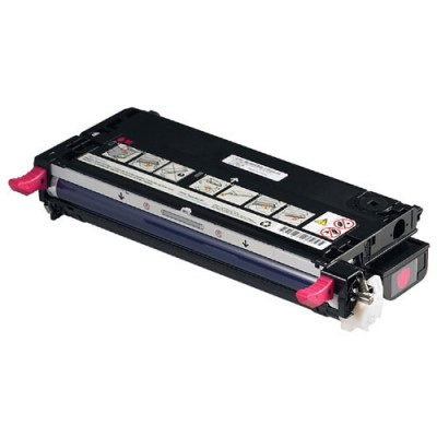 Remanufactured Dell 310-8399 (XG723) high capacity magenta laser toner cartridge