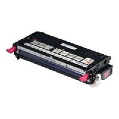 Compatible Dell 330-1200 (G484F) high capacity magenta laser toner cartridge