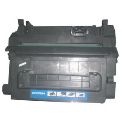 Compatible HP CC364A (HP 64A) black laser toner cartridge