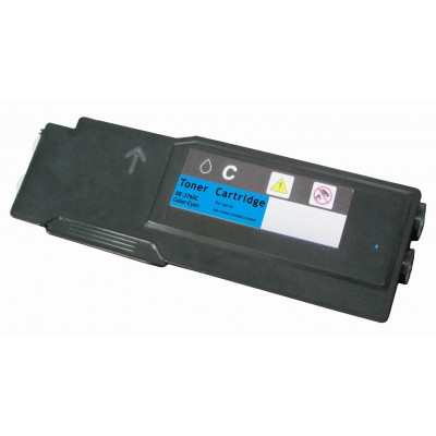 Compatible Dell 331-8432 extra high yield cyan laser toner cartridge