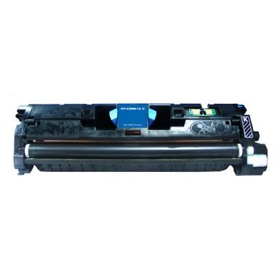 Remanufactured HP Q3961A (HP 122A) cyan laser toner cartridge