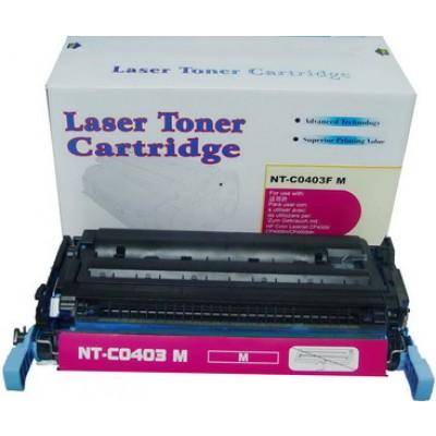 Remanufactured HP CB403A (HP 642A) magenta laser toner cartridge