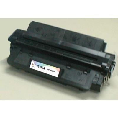 Remanufactured HP C4096A (HP 96A) black laser toner cartridge