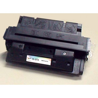 Remanufactured HP C4127X (HP 27X) black laser toner cartridge (2 pieces)