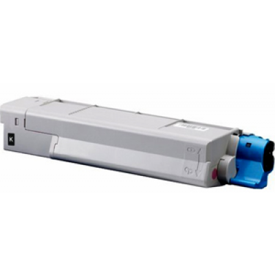 Compatible Okidata 43324404 black laser toner cartridge