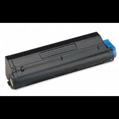 Compatible Okidata 43502001 laser toner cartridge