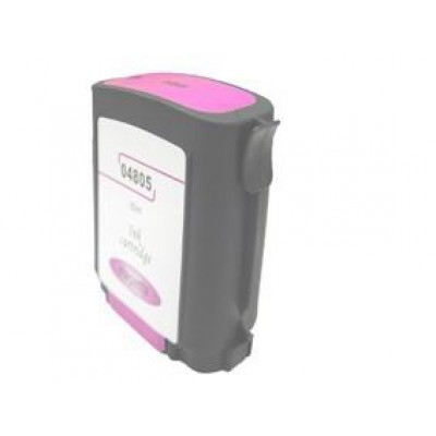 Remanufactured HP C4805A (No. 12) magenta ink cartridge
