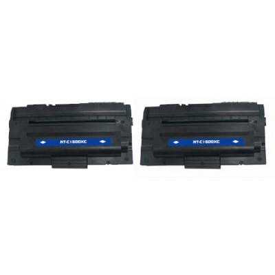 Compatible Dell 310-6640 (GC502) laser toner cartridge (2 pieces)