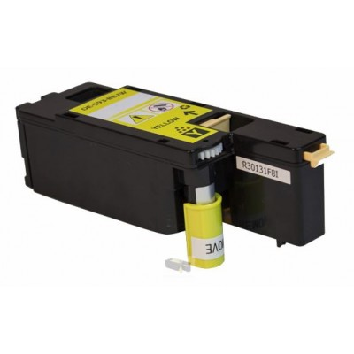 Compatible Dell 593-BBJW Yellow Toner Cartridge