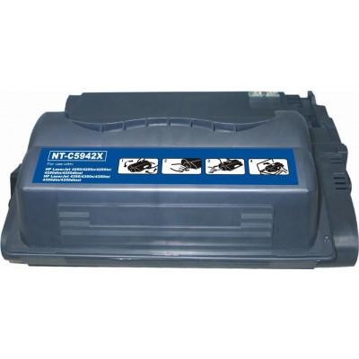 (MICR) Remanufactured HP Q5942A (HP 42A) high yield black laser toner cartridge