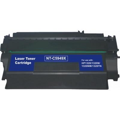(MICR) Remanufactured HP Q5949X (HP 49X) high yield black laser toner cartridge