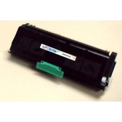 Remanufactured HP 92275A (HP 75A) black laser toner cartridge