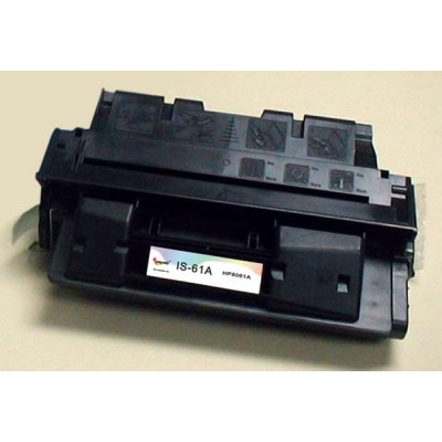 (MICR) Remanufactured HP C8061X (HP 61X) high yield black laser toner cartridge