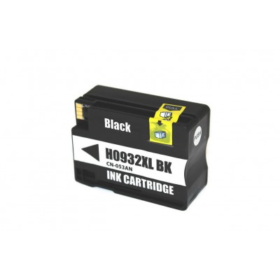 Remanufactured HP CN053AN (932XL) high yield black ink cartridge