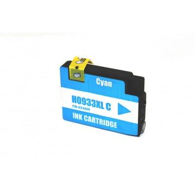 Remanufactured HP CN054AN (933XL) high yield cyan ink cartridge