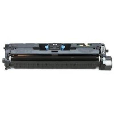 Remanufactured HP C9700A (HP 121A) black laser toner cartridge