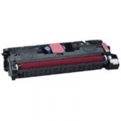 Remanufactured HP C9703A (HP 121A) magenta laser toner cartridge