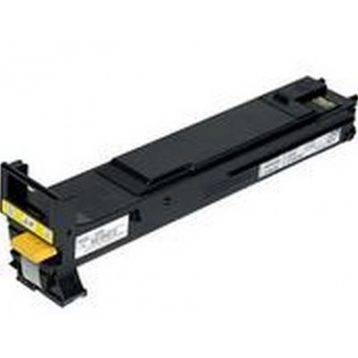 Compatible Konica Minolta A06V233 yellow laser toner cartridge