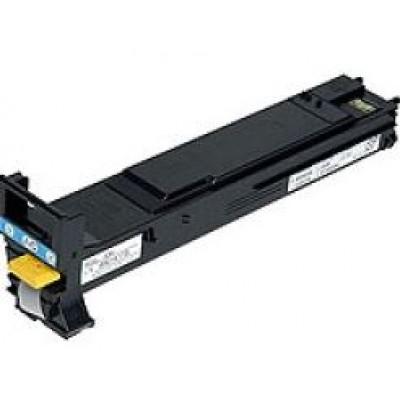 Compatible Konica Minolta A06V433 cyan laser toner cartridge