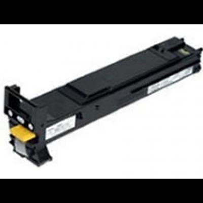 Compatible Konica Minolta A0DK232 yellow laser toner cartridge