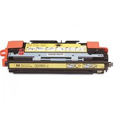 Remanufactured HP Q2682A (HP 311A) yellow laser toner cartridge
