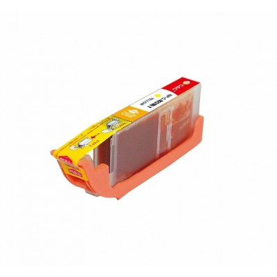 Compatible Canon CLI-251XL high yield yellow ink cartridge
