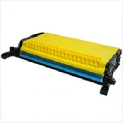 Compatible alternative to Samsung CLP-Y600A black laser toner cartridge