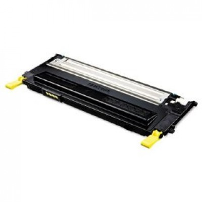 Compatible alternative CLT-Y508L high yield yellow laser toner cartridge for Samsung CLP-620, CLP-670, CLX-6220 & CLX-6250 printers