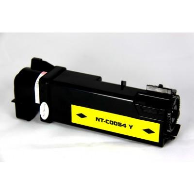 Remanufactured Dell KU054 (310-9062) high yield yellow laser toner cartridge