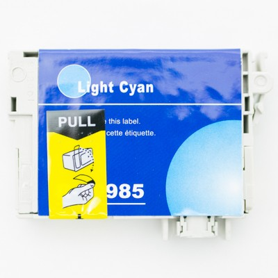Remanufactured Epson T099520 light cyan ink cartridge
