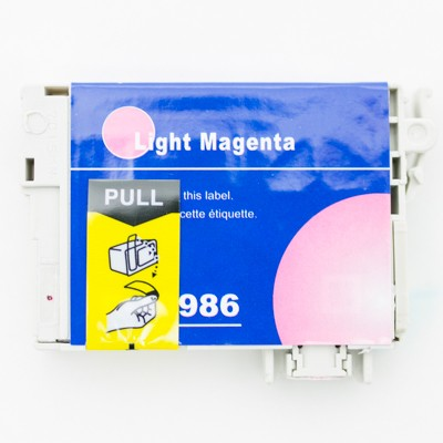 Remanufactured Epson T099620 light magenta ink cartridge