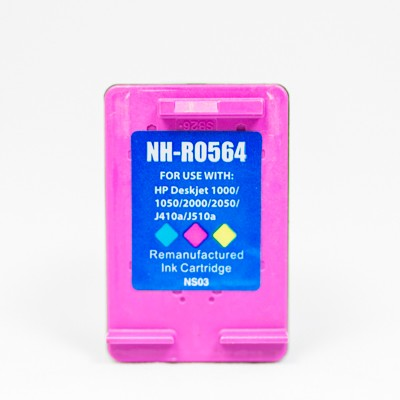 Remanufactured HP CH564WN (HP 61XL) high yield color ink cartridge