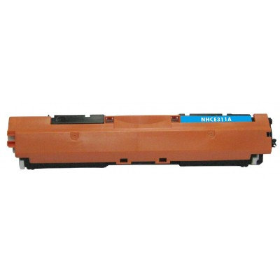 Compatible HP CE311A (HP 126A) cyan laser toner cartridge