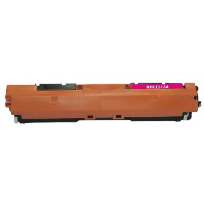 Compatible HP CE313A (HP 126A) magenta laser toner cartridge