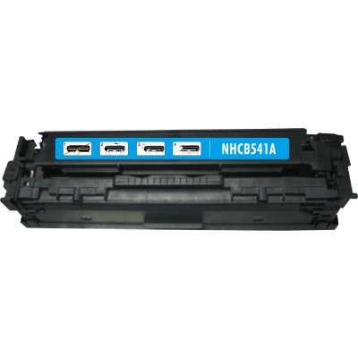 Remanufactured HP CB541A (HP 125A) cyan laser toner cartridge