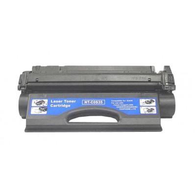 Remanufactured Canon S35 black laser toner cartridge