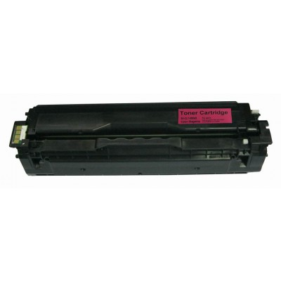 Remanufactured alternative to Samsung CLT-M504S magenta laser toner cartridge