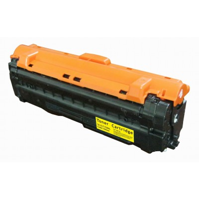 Remanufactured alternative CLT-Y506S/L high yield yellow laser toner cartridge for Samsung CLP-680 and CLX-6260