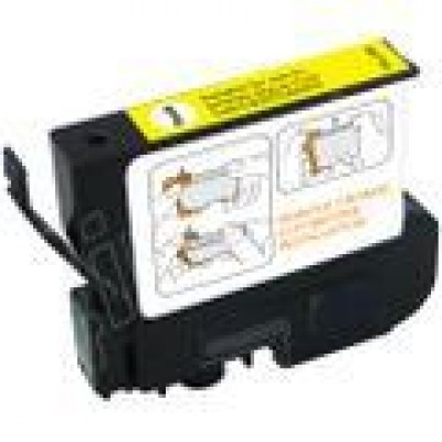 Remanufactured Epson T032420 yellow ink cartridge
