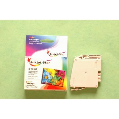 Remanufactured Epson T034620 light magenta ink cartridge